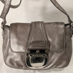 Micheal Kors Leather Crossbody